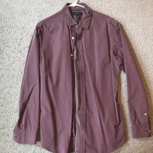 Banana republic casual or dressy shirt